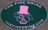 FS-Fine Swine Sticker