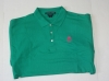 Fine Swine Bright Green Polo