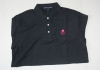 Fine Swine Navy Polo